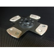 Disque d'embrayage rigide fritté Saxo vts 106 S16