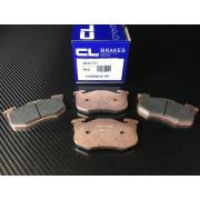 Plaquettes AR Carbone Lorraine Citroen SAXO 16V/106 S16 Clio WILLIAMS RC6