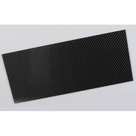 Plaque carbone 50x20 cm
