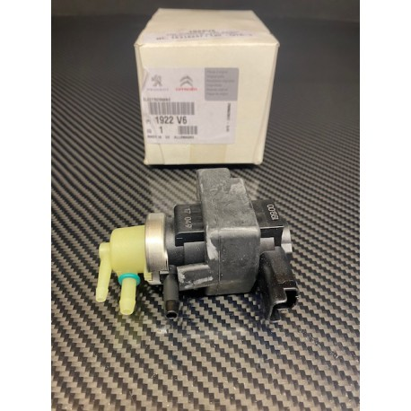 Electrovanne de régulation de turbo
